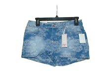CANDIES FLORAL JEAN SHORTS SIZE 9 NWT