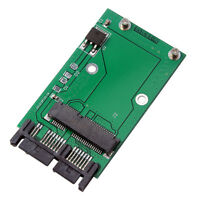 MSATA SSD to 1.8 inch Micro SATA Adapter Card for Laptop Notebook