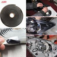 Car 4M Butyl Rubber Glue Strip Sealant Retrofit Reseal Auto Headlight Windshield