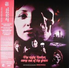 2xLP The Night Evelyn Came Out Of The Grave Bruno Nicolai OST Soundtrack Vinyl