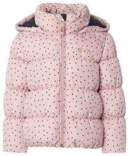 Größe 116 wasserabweisende Mädchen-Winterjacken