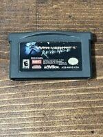 X2: Wolverine's Revenge (Nintendo Game Boy Advance, 2003)- Game Only