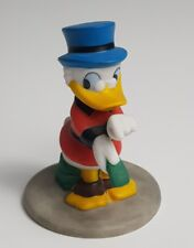 Disney Uncle Scrooge Made in Sri Lanka Porcelain Ornament Grolier