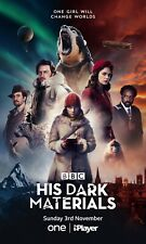 His Dark Materials poster : 11 x 17 inches - James McAvoy, Lin Manuel Miranda