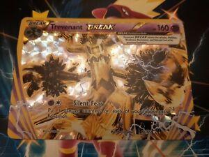 Pokemon! Trevenant BREAK 66/122 XY-BREAKPoint Ultra Rare