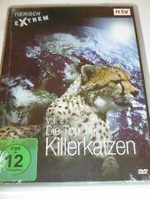Tierisch Extrem vol 2 - Killerkatzen - DVD/NEU/Dokumentation/Tierfilm