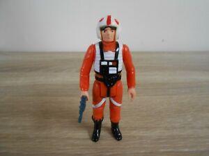 Vintage Star Wars Luke X Wing Pilot Kenner 1978 First 21 No Coo