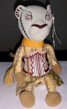 New Disney The Lion King Nala Broadway Musical Beanie Bean Bag Doll Figure