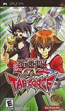 Yu-Gi-Oh GX Tag Force (Sony PSP, 2006)