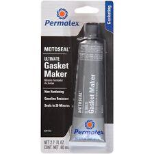 Permatex 29132 motoseal ultimate gasket maker grey 2.7oz 80ml