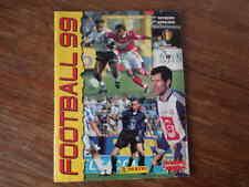 Album PANINI FOOTBALL 99 (1999) BELGIQUE BELGIUM Complet