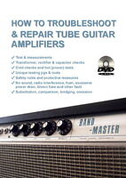 4DVD set+Book FIX REPAIR TUBE GUITAR AMP valve amplifier for Fender EL84 6L6 P9