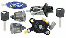 Ford Explorer Lock Set w/2 Keys- Ignition Cylinder, Doors, Liftgate 1997-2000
