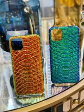 Designer Polarized Leather Apple iPhone Case