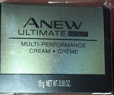 Avon Anew ULTIMATE Multi-Performance Night Cream .50 oz NEW