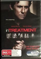 In Treatment : Season 1 (DVD, 2009, 9-Disc Set)  Gabriel Byrne  Dianne Wiest