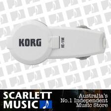 Korg IE-1M In Ear Metronome IE1M w/3 Years Warranty **BRAND NEW**