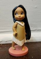 Disney Store Animator Toddler Doll Pocahontas Princess Figure PVC Cake Topper