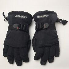 Hotfingers Kids M (8) Polyester Gloves Black