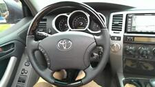 Toyota TARAGO ESTIMA PREVIA 2004-2005 Black Piano Genuine leather steering wheel
