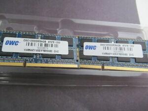 2 x OWC1333DDR3S4GB Apple A1286  4GB SO-DIMM Memory RAM modules