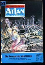 ATLAN--Perry Rhodan Sonderreihe --Die Sandgeister-- Nr. 28 -- Romanheft