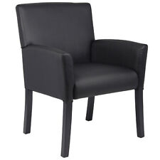 Modern Office Guest Chair Reception Room Waiting Lounge Side Black Grey Bsgc 3