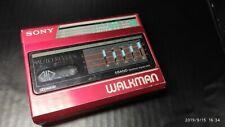 Viontage SONY WM-F60 radio cassette player