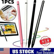 Universal Capacitive Pen Drawing Stylus For Ipad Android Tablet US