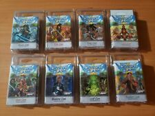 Crystal Clans: COMPLETE Expansion Deck SET! BRAND NEW SEALED! TCG CCG NEW SEALED