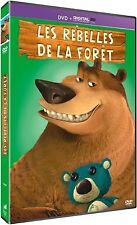 """DVD """"Les rebelles de la foret""""  NEUF SOUS BLISTER"""