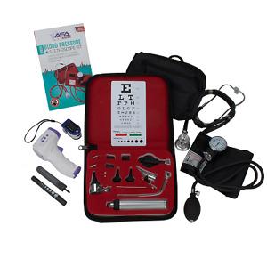 Medical Kit Diagnostic EMT Nursing Surgical EMS Student Paramedic All in one