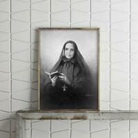 Photo: Saint Frances Xavier Cabrini, Mother, canonized, US citizen, Catholic, re