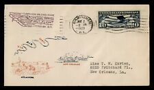 DR WHO 1928 BIRMINGHAM AL FIRST FLIGHT AIR MAIL C196113