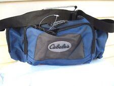 Cabel's  Blue Duffle Gym Bag in Navy Blue 14'' X 7'' NWT