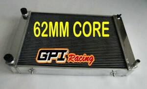 62MM CORE FOR TRIUMPH TR7 1980 1981 ALUMINUM RADIATOR