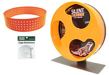 """Silent Runner Wheel 12"""" Reg + Autoclean Track + Cage Attachment - Package Set"""