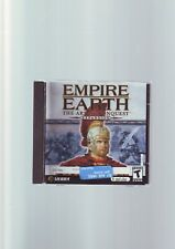 Empire Earth 1: The Art of Conquest-PC Game Expansion-Original JC Edition DW