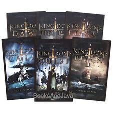 Kingdome Series 1-6 Kingdom's Dawn,Hope,Edge,Call,Quest+ (pb) by Chuck Black NEW
