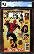 Amazing Spider-Man v2 1 CGC 9.8 1999 Avengers Fantastic Four Appearance (009)