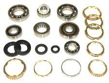 Honda Civic Slw 5 Speed Manual Trans Premium Rebuild Kit, Bearing Kit, Bk499Ws
