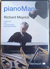 Piano Man DVD Richard Meyrick In Concert and Conversation With John Suchet PAL 2