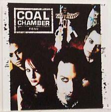 COAL CHAMBER Fiend PROMO radio DJ CD Single TOUR DATES Ill Nino USA MINT
