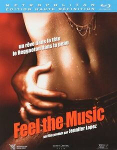 Feel the Music [Blu-ray] Omarion Grandberry - NEUF - Version Française