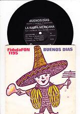 """7"""" - Tanzlieder für Kinder im lateinamerikanischen Rhythmus ---"""