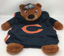 Chicago Bears Drawstring Backpack Pals Mascot Staley Da Bear