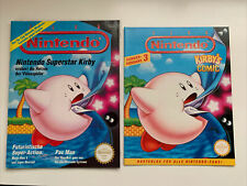 1994 Club Nintendo Heft Kirby Jahrgang 6, Ausgabe 2 inkl. Comics & Poster