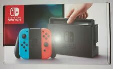 Nintendo Switch 32GB HAC-001 Handheld Gaming Console System + Joycons BOXED