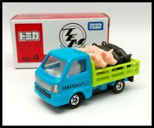 TOMICA 2017 EVENT MODEL 4 SUZUKI CARRY CATTLE TRUCK PIG 1/55 TOMY DIECAST CAR 57