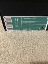 """Jordan Melo M7 JD """"Jades"""" Size 11"""